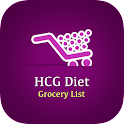 HCG Diet Grocery List icon
