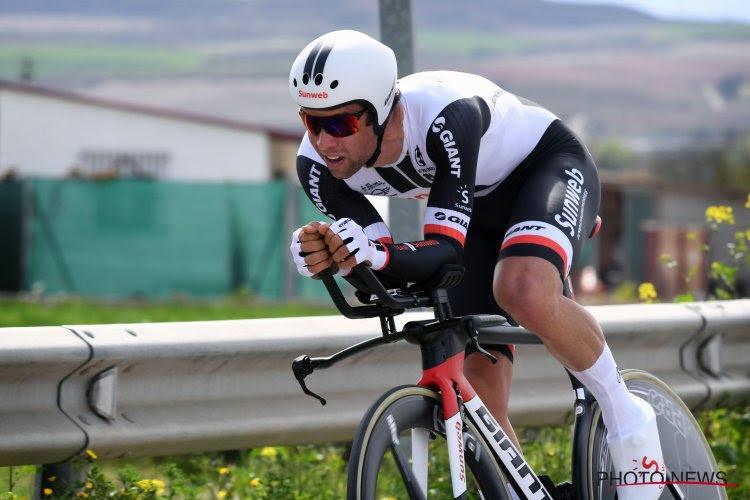 Matthews surprend les favoris sur le Tour de Romandie, Campenaerts cinquième