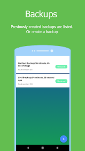 Sms Backup – Contacts Backup Restore App Download For Android 3