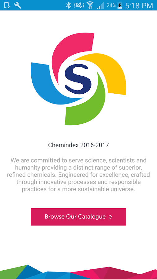 Spectrochem- screenshot