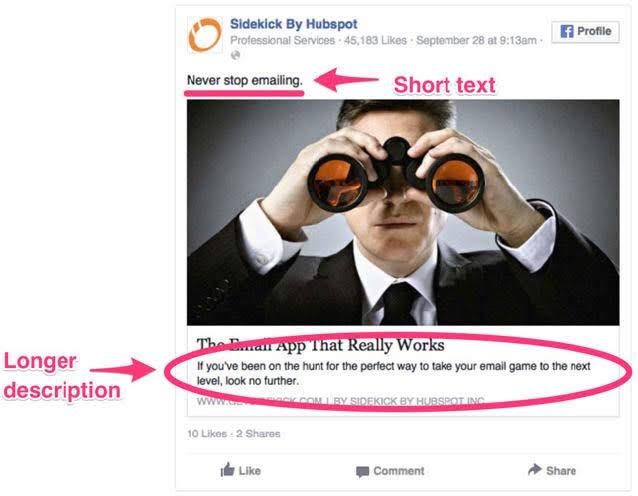 Sidekick, an email management tool. Source: HubSpot