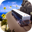 Coach Bus Simulator - Free Bus Games icon
