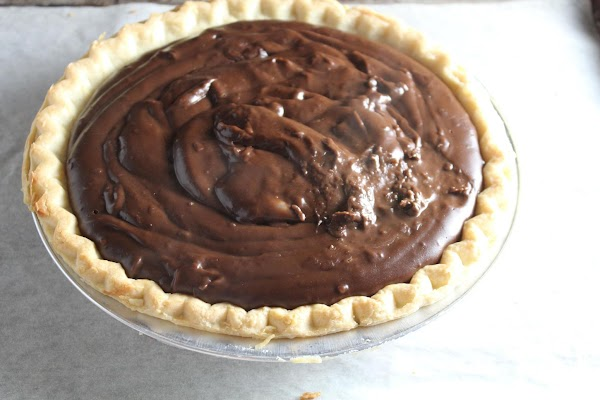 Remove and add to your pie crust.
