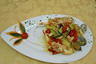Photo: i piatti del Ristorante Arabesque in Terrasini www.ristorantearabesque.info
