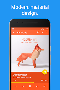 Shuttle+ Music Player v1.6.5 Mod  APK 2