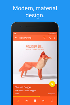 Shuttle+ Music Player 1.6.7 Final APK