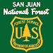 San Juan National Forest Icon