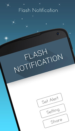 Flashlight Alerts : Flashalert