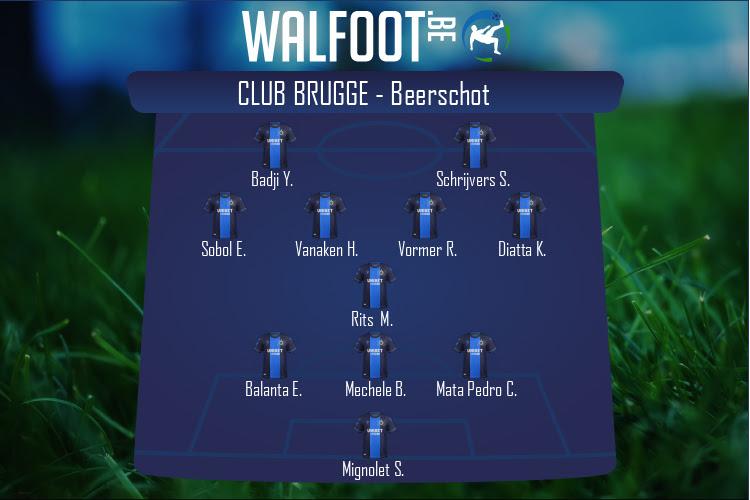 FC Bruges (FC Bruges - Beerschot)
