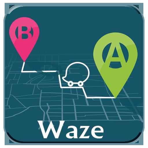 Guide for Waze Navigation (app)