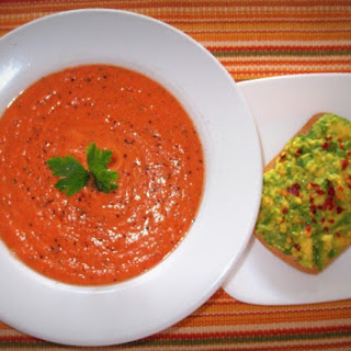 Raw Vegan Tomato Soup Recipes