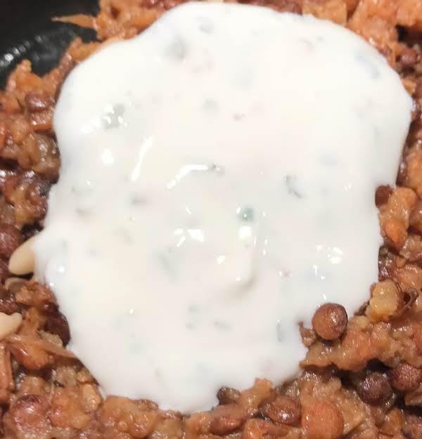 Tangy Yoghurt Sauce Recipe