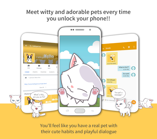 Hellopet - Cute cats, dogs and other unique pets 3.2.9 screenshots 18