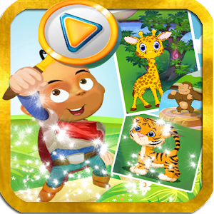 Upin ipin bermain kebun binatang android apps on google play upin ipin bermain kebun binatang stopboris Image collections