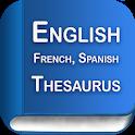 English Thesaurus 3 IN 1 icon