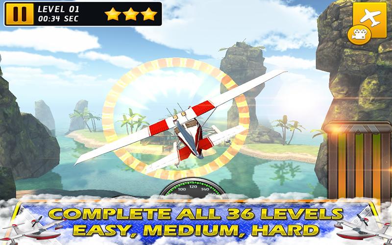 Скриншот Настоящие Воздушные Гонки