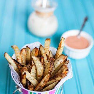 Best Low Fat Homemade French Fries