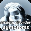 Anxiety Disorder Symptoms icon