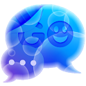 GO SMS Bubbles Theme icon