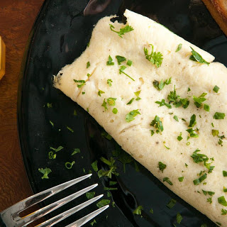 Almost Egg White Omelet.