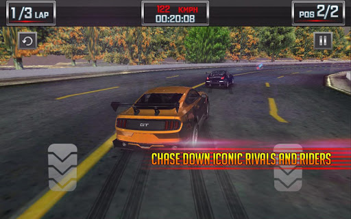 Furious Racing: Remastered 2.8 screenshots 19