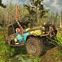 Offroad Jeep Hill Climbing: 4x4 Off Road Racing icon