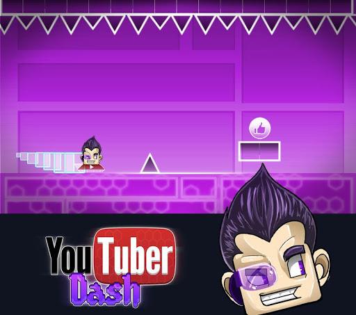 Youtubers Dash Geometry