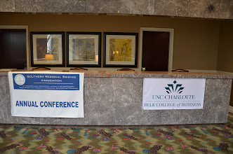 Photo: 2012 Registration Desk