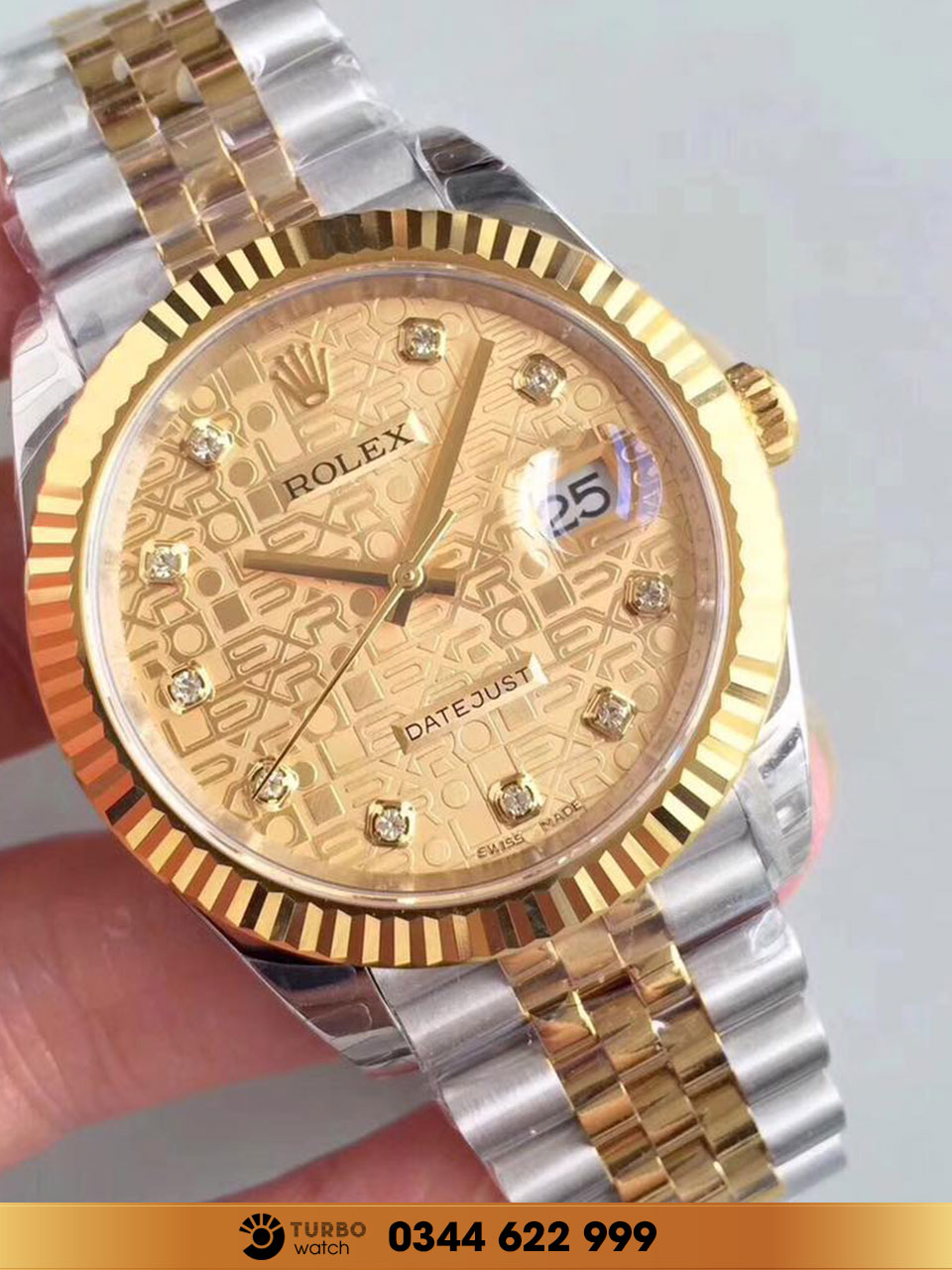 Đồng hồ Rolex chất lượng cao tại Turbo Watch