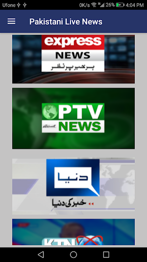 Pak News Channels for PC