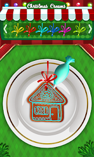 Cute Cookie Maker-Frozen Christmas Party-Kids Game - náhled