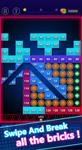 Bricks VS. Balls : Challenging Brick Game - screenshot