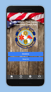 Public Safety Peer Support- screenshot thumbnail