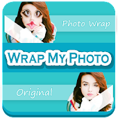 wrap my photo