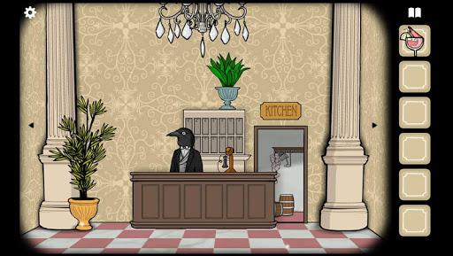 Rusty Lake Hotel - screenshot