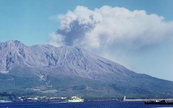 Photo: Sakurajima