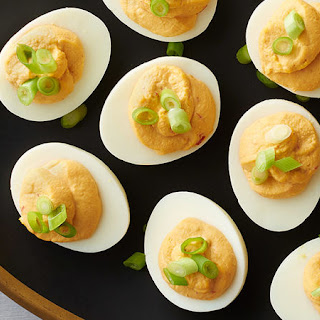 Japanese Deviled Eggs Recipe