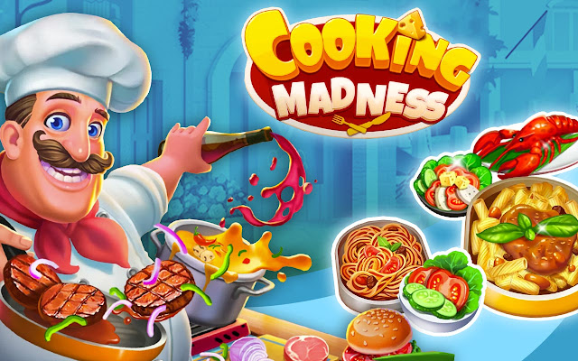 CookingMadness Extension