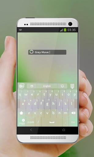 無料个人化Appのグレーの映画 GO Keyboard|記事Game
