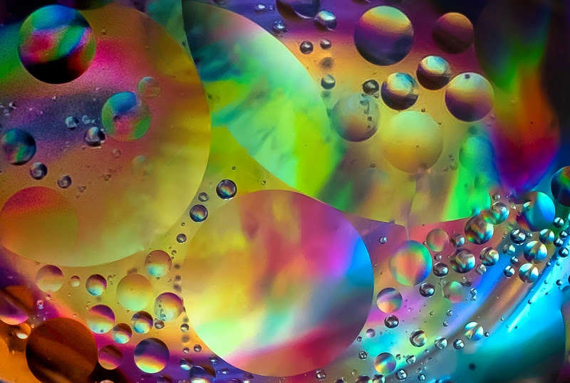 Oil bubble  di gnuc