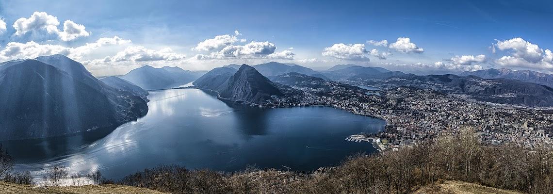 Il lago di Lugano di luly972