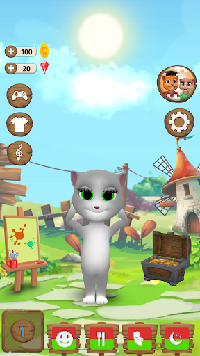 Talking Cat Lily 2 for PC