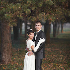 Wedding photographer Anastasiya Kokhno (kp0xa). Photo of 15.11.2014