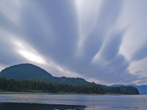 Photo: Rain Clouds Moving in