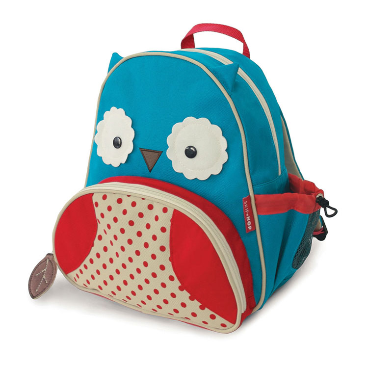 Skip Hop Little Kid Backpacks - Owl by GREEN WHEEL INTERNATIONAL SDN BHD