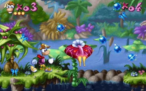 Rayman Classic Screenshot 13