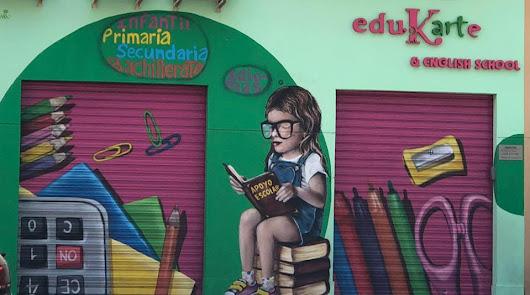 Edukarte, mucho más que una academia