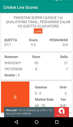 CricLine - Live Scores for PC