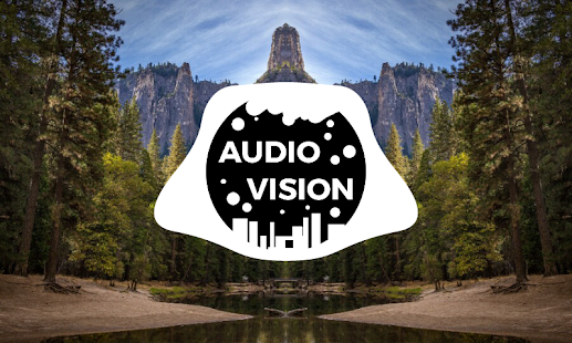 AudioVision Music Player Screenshot