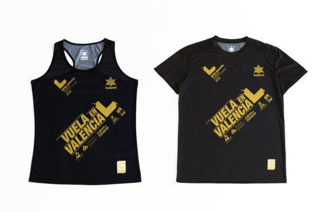 Medio Maratón Valencia Camisetas 2016